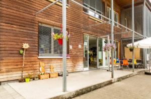 Eingangsbereich/Hof