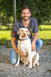 Clemens Giselbrecht | Marketingleiter | Vorarlberger Tierschutzheim